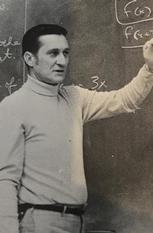 Alger Ray Cornum (Teacher)