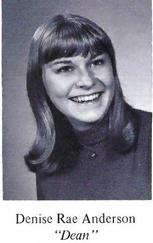 Denise Rae Anderson (Miller)