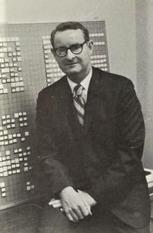 Robert J. O'Donnell (Principal 1968 -1970)
