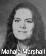 Mahala Marshall (Rood)
