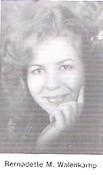 Bernadette Walenkamp (Foubert)