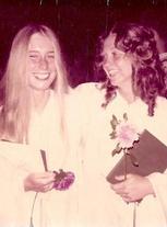 Lynne and Kathi Graduate