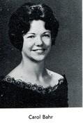 Carol Bahr