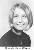 Malinda Jean Wilson