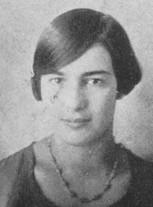 Frances Burr (Ross)