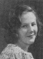 Margaret F McClure (Webster)