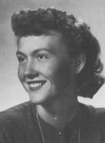 Evelyn Ruth Cordrey (Swetnam)
