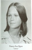 Nancy Egan (Schmidt)
