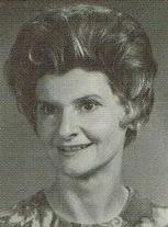 Frances Brewster (Teacher)