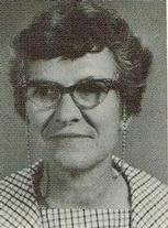 Frances Esche (Teacher)