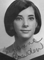 Amelia Suzanne Bowden