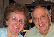 Carl Dean & Barbara (Godfrey) Farr