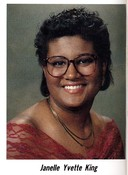Janelle Yvette King