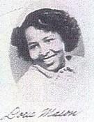Doris Mason (Watkins)