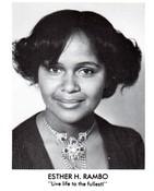 Esther H. Rambo