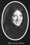 Elaine McCorison