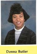 Donna M Butler