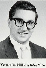 Vernon Hilbert (Teacher)