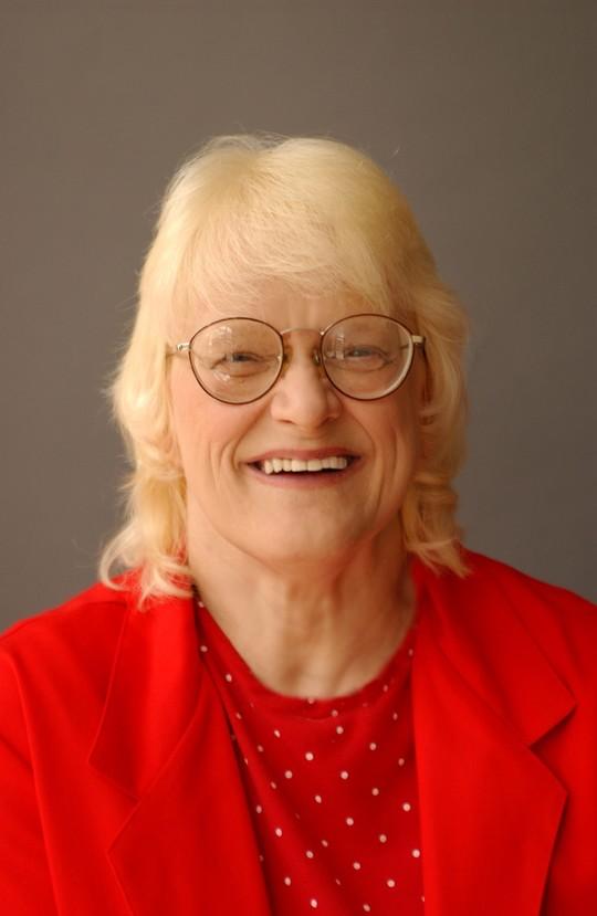 Joan Parrish