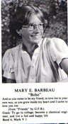 Mary Barbeau