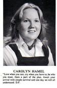 Carolyn Hamel