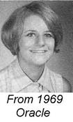Lynn Regalia, Class of 1970