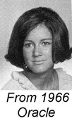 Janine Aroyan, '65 - '67