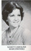 Nancy Marchwinski (Beck)