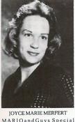 Joyce Merfert (Whitlow)
