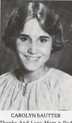 Carolyn Sautter-Gordon