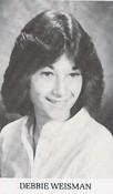 Debra Weisman-Niedzwiecki