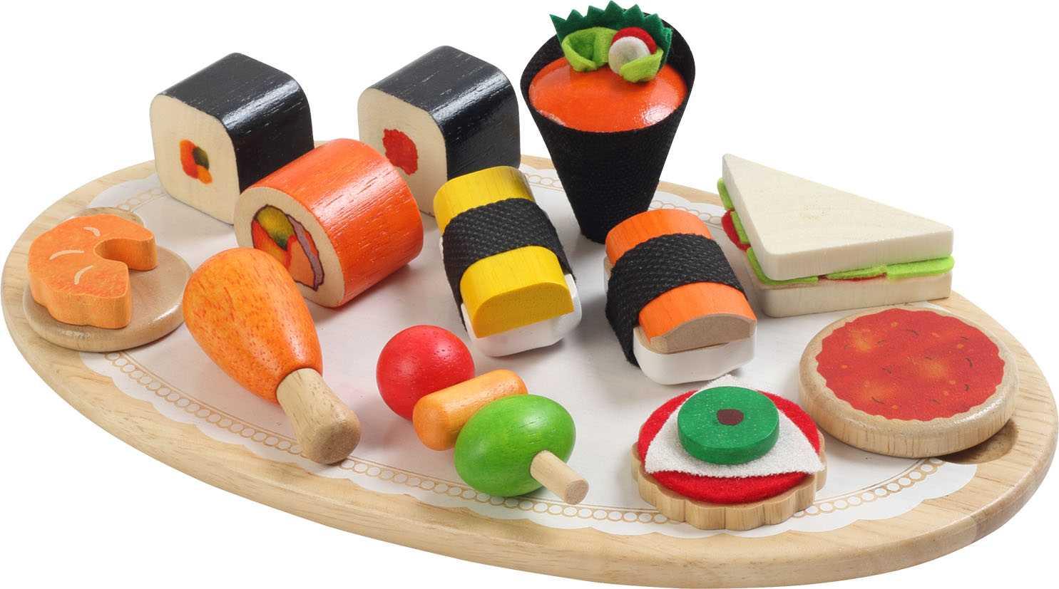 Sushi Tidbits