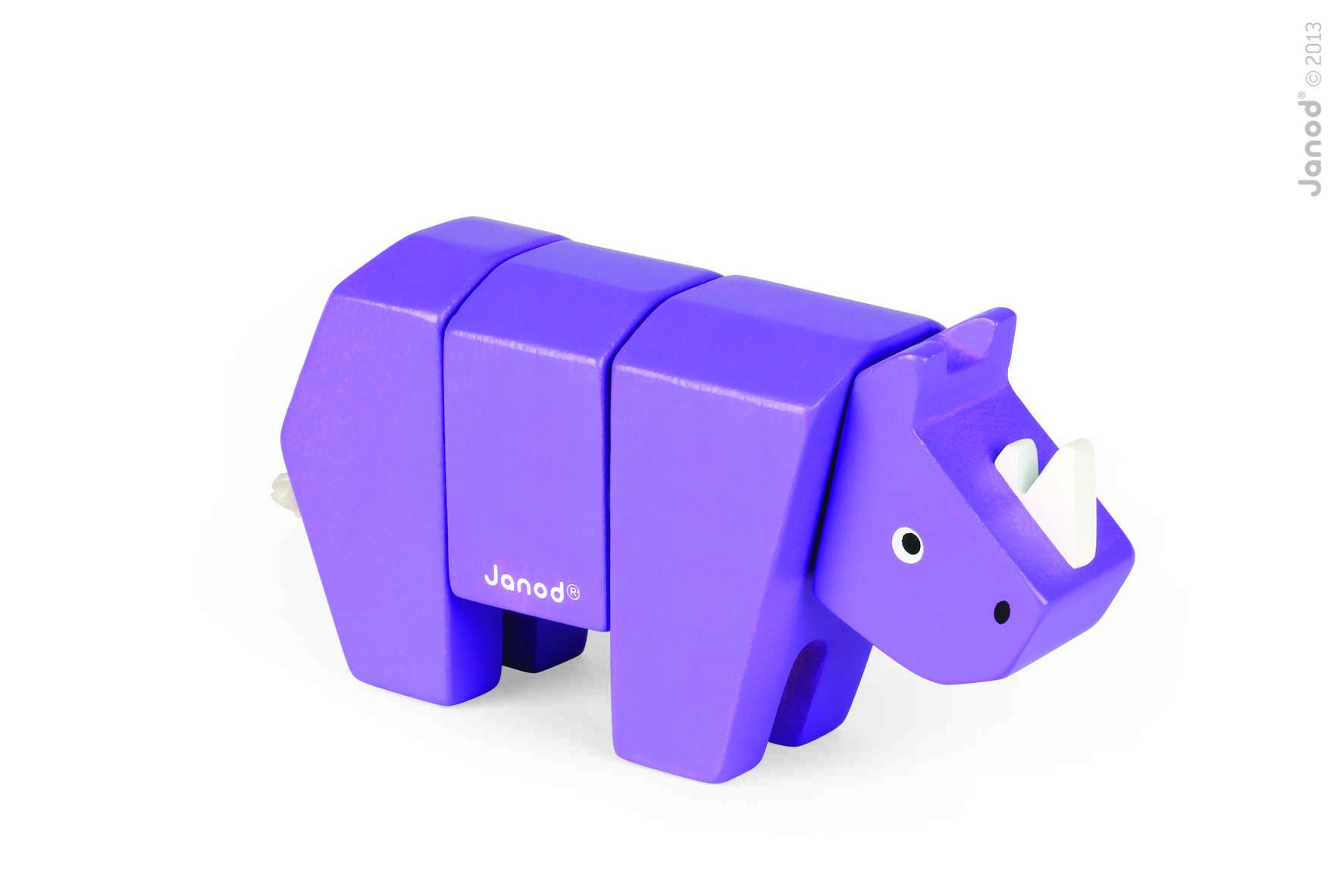 Animal Kit Rinoceronte