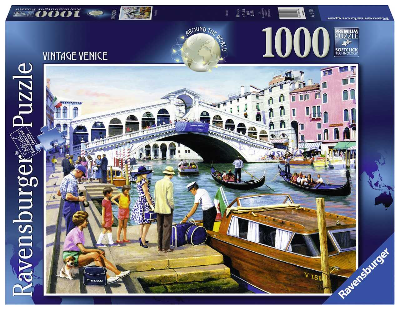 Romp. Venecia Vintage 1000p.