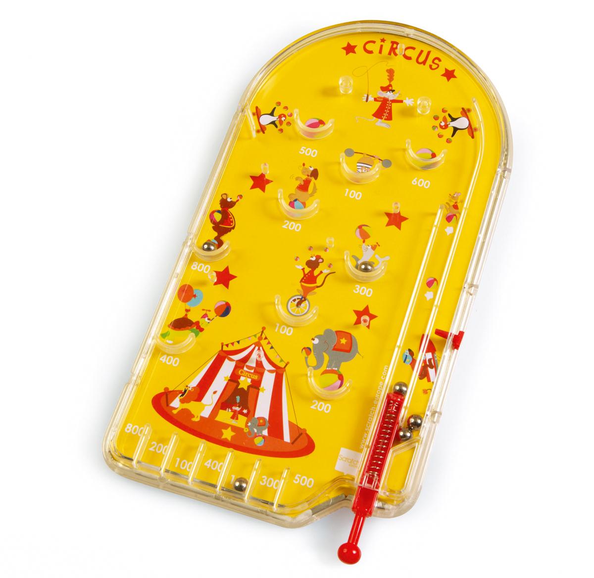 Pinball Circo