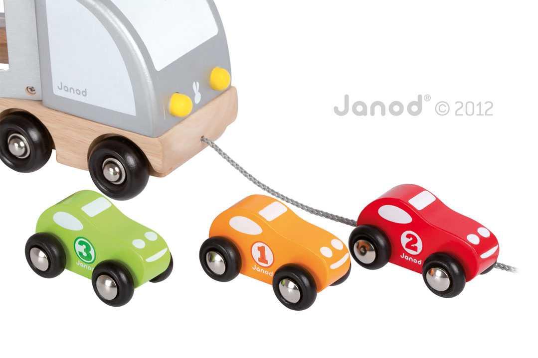 Camión Multi Autos