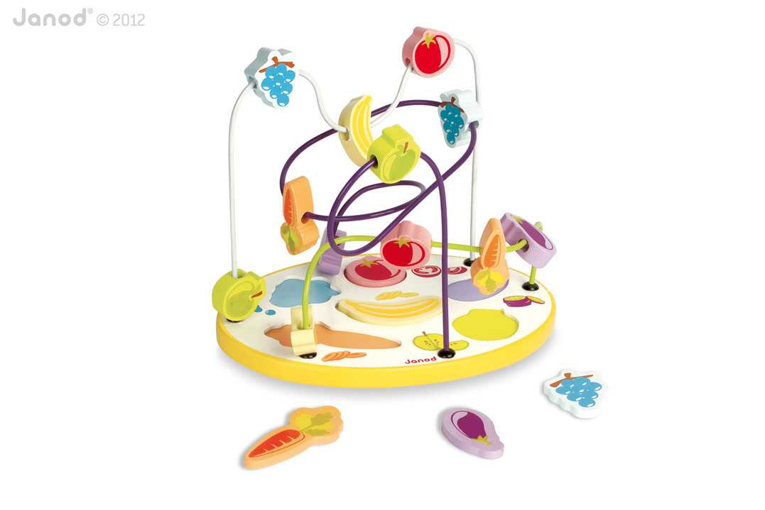 Looping Frutas Y Verduras