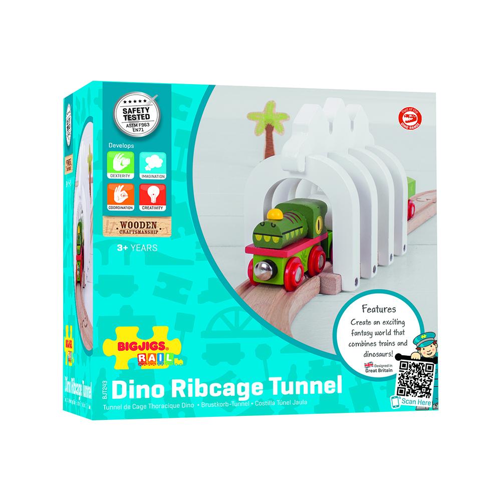 Túnel De Costillas