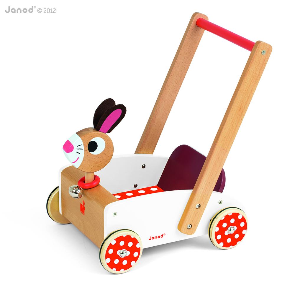 Carrito Crazy Rabbit