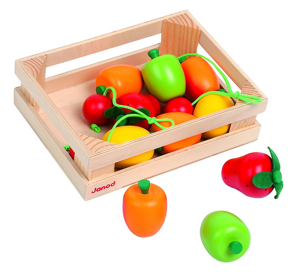 Cajón De 12 Frutas