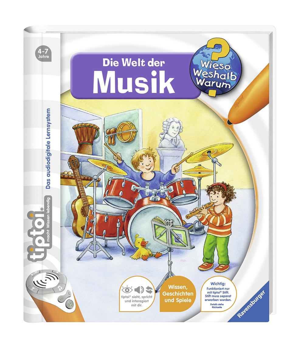 Libro El Mundo De La Música
