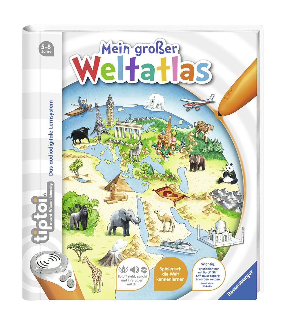 Libro Mi Gran Libro De Weltatlas
