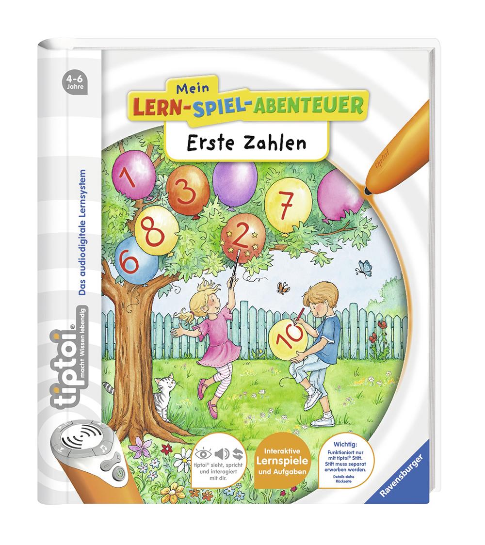 Libro De Aprendizaje Primeros Números