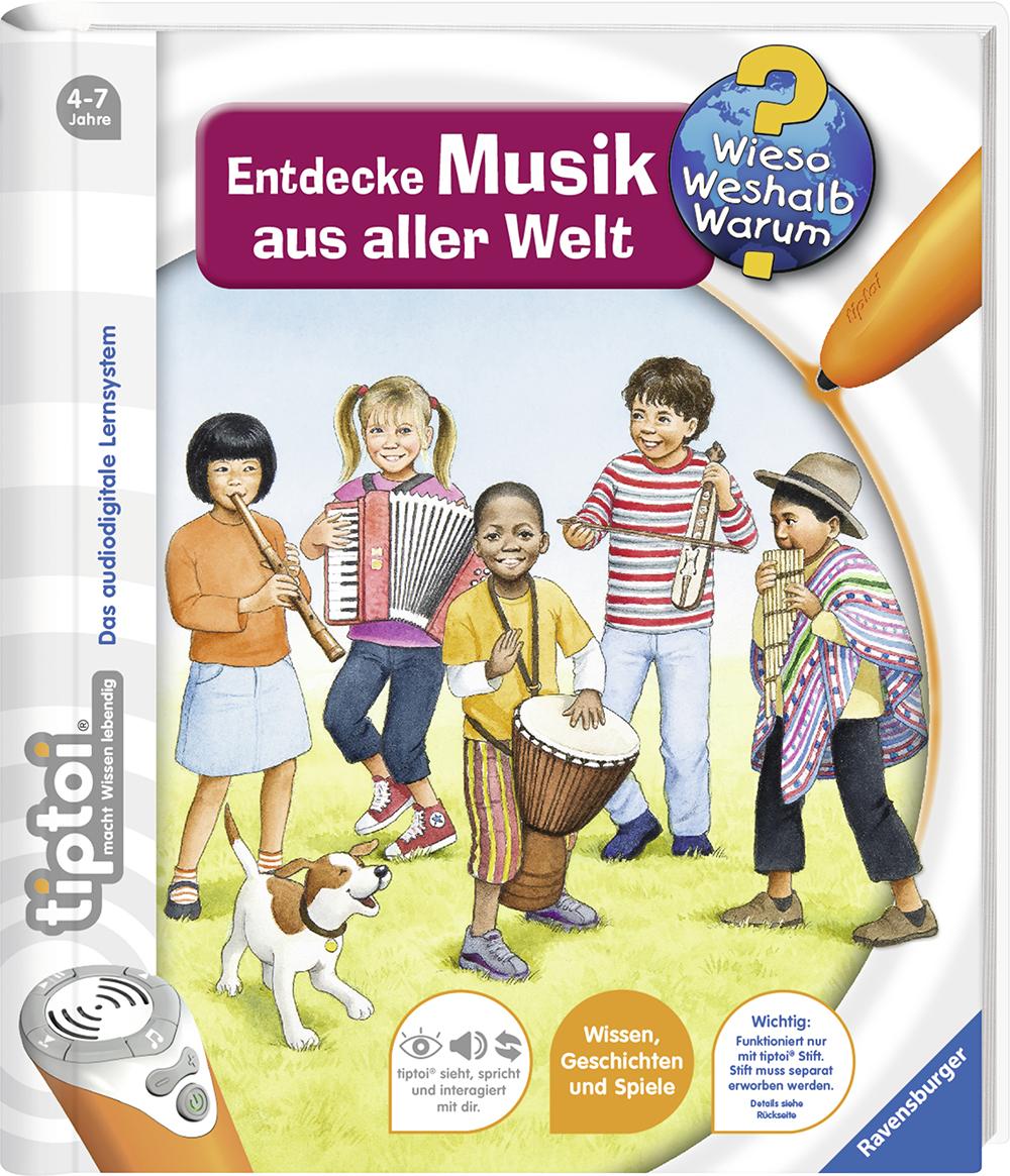 Libro Descubriendo Música Del Mundo