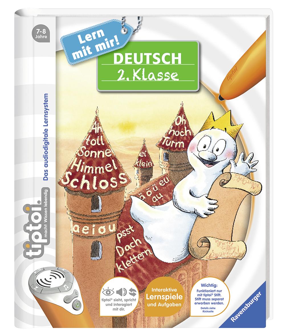 Libro Alemán 2do Grado