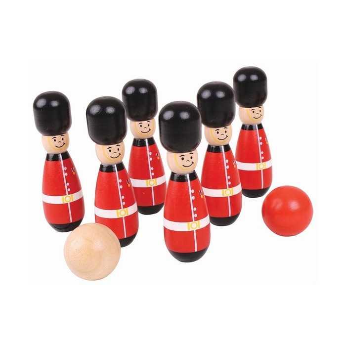 Bowling De Guardias