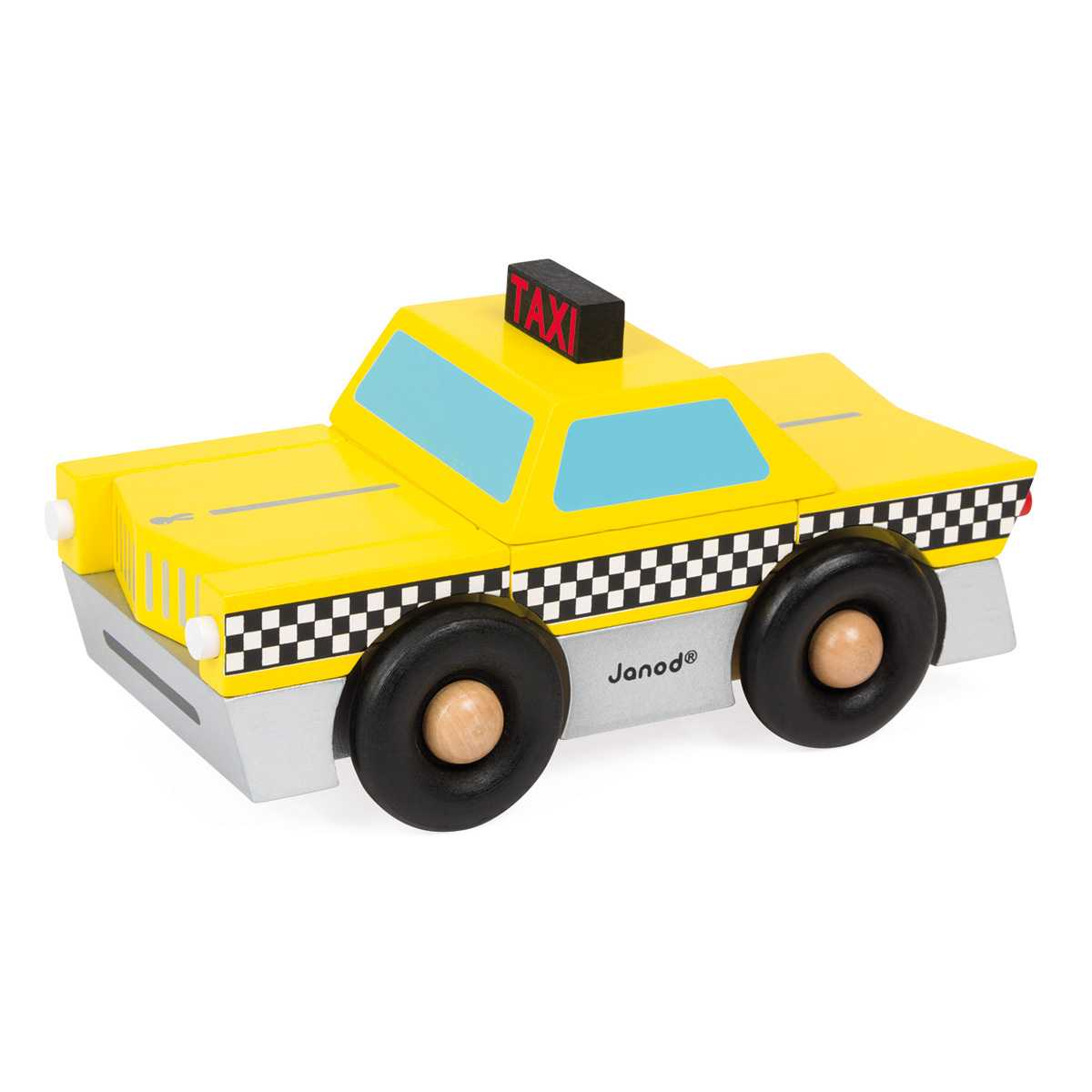 Taxi Magnético