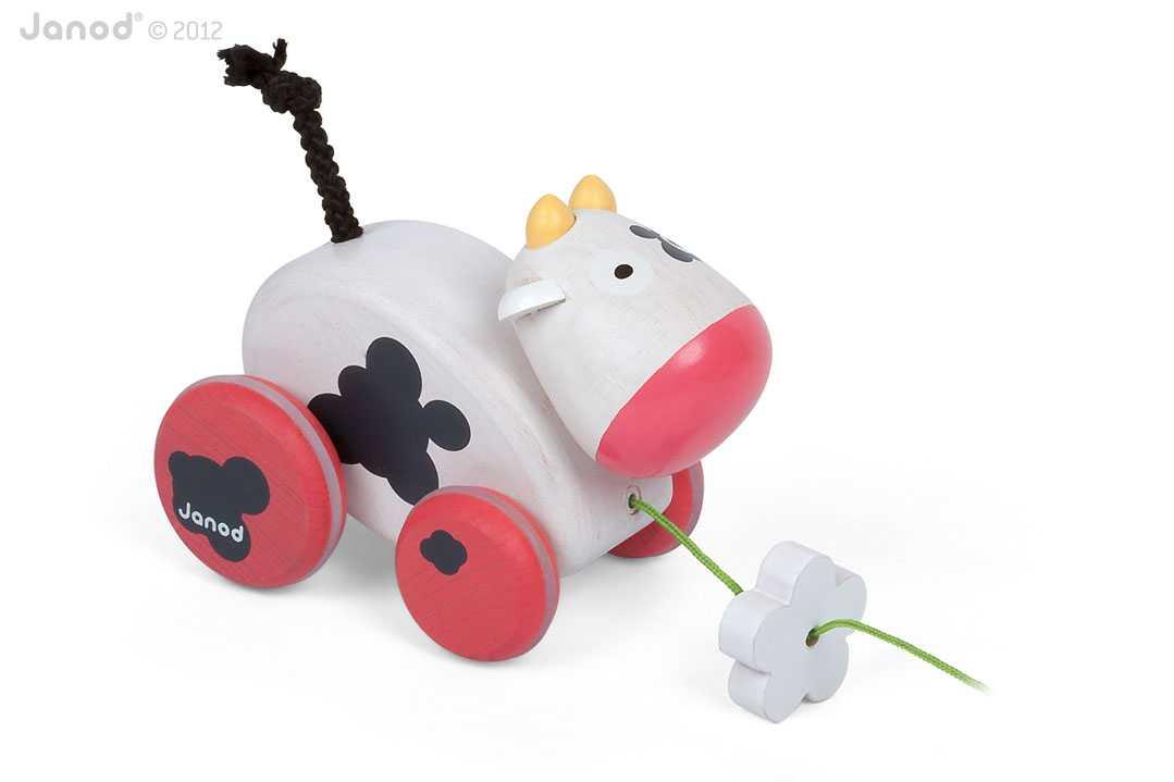Vaca De Jalar Zigolo