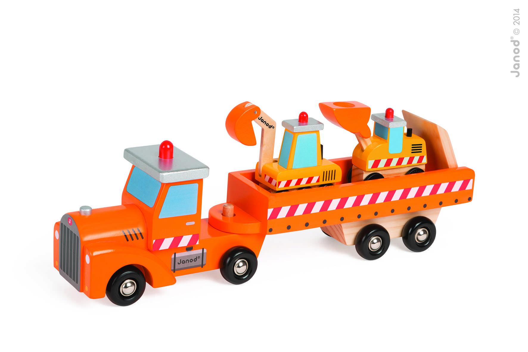 Story Camión De Construcción