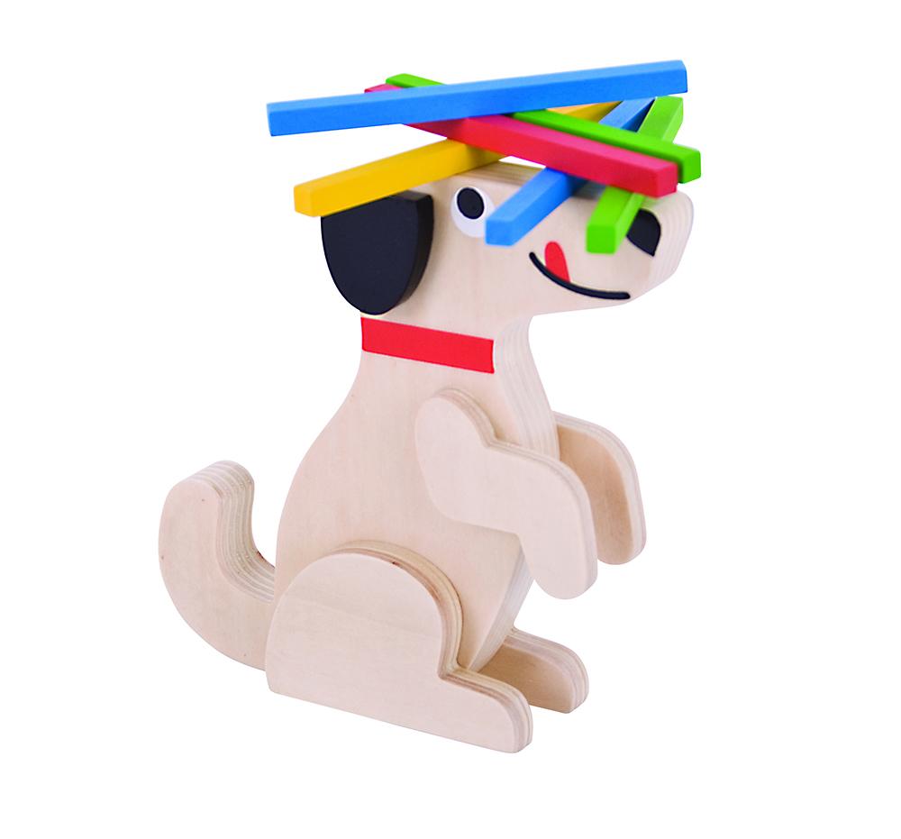 El Juego Del Perro Y Los Palitos
